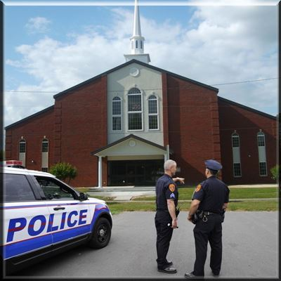 House of Worship Security Awareness