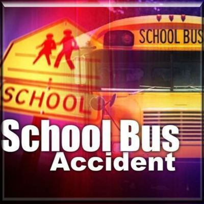 Picture of School Bus Accident